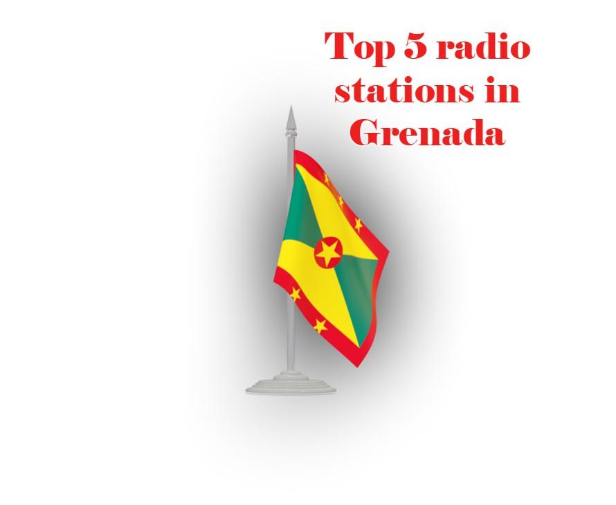 Top 5 live online radio stations in Grenada