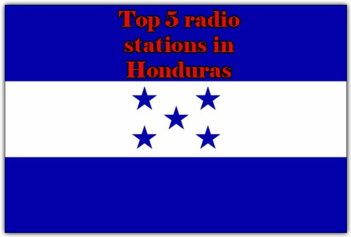 Top 5 live online radio stations in Honduras