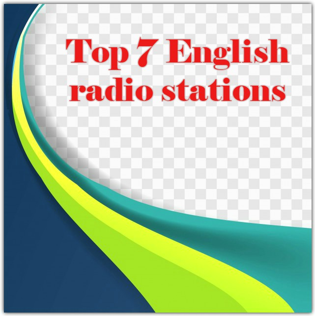 Top 7 live online English radio stations