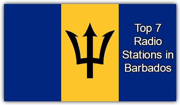 Top 7 online Radio Stations in Barbados
