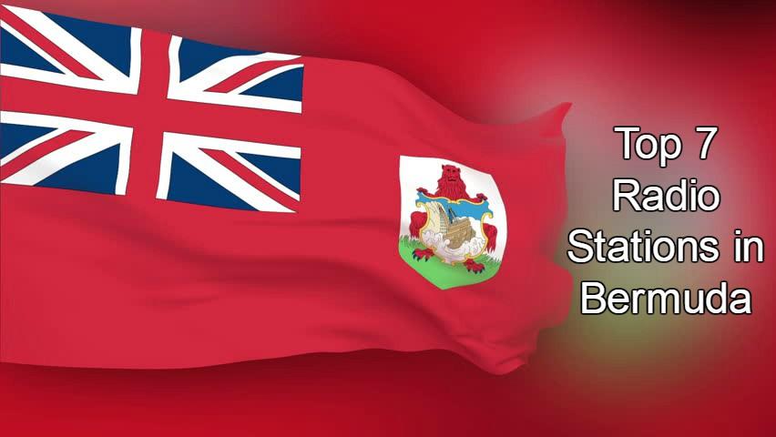Top 7 online Radio Stations in Bermuda