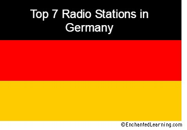 Top 7 online Radio Stations in Germany