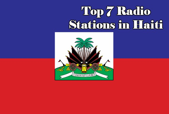 Top 7 online Radio Stations in Haiti