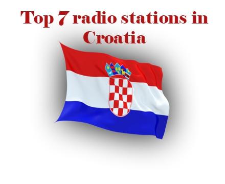Top 7 live radio stations in Croatia