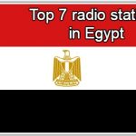 Top 7 online radio stations in Egypt