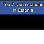 Top 7 online radio stations in Estonia