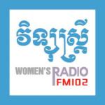 live Women's Radio FM102