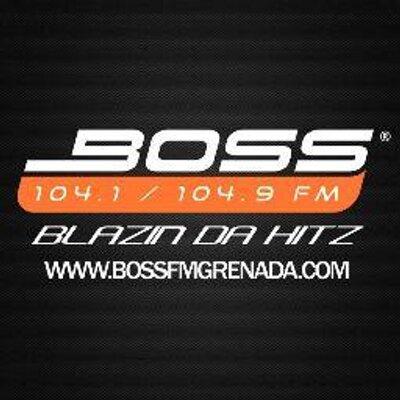 Boss 104.1/9 FM Grenada online radio 24 hr