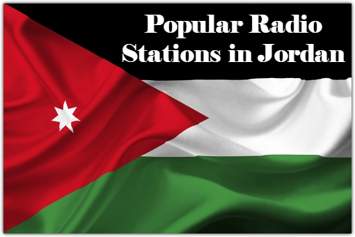 Popular online Radio Stations in Jordan