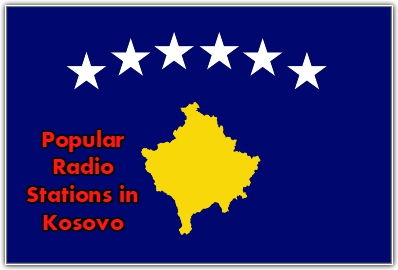 Popular Online Radio Stations in Kosovo