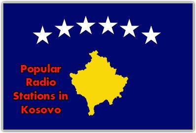 Popular Online Radio Stations in Kosovo
