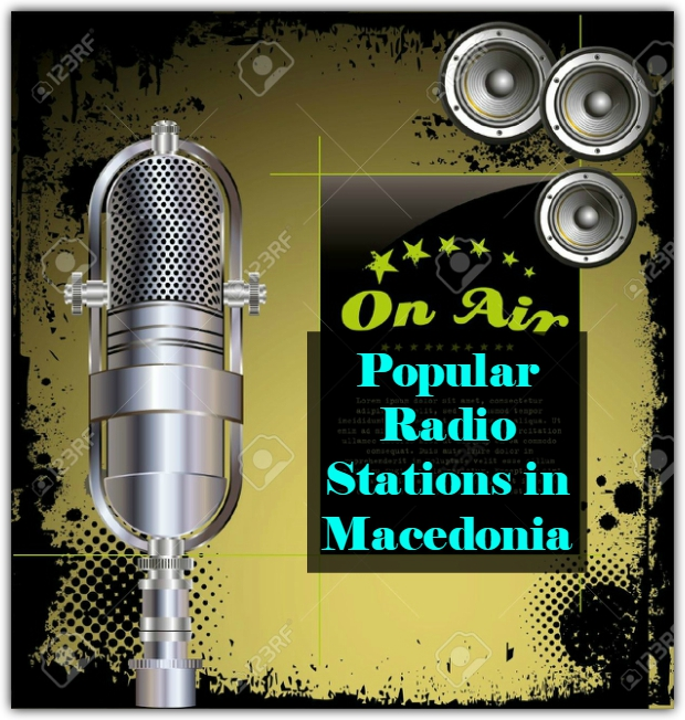 Popular Online Radio Stations in Macedonia