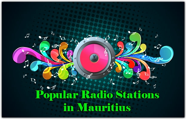 Popular Radio Stations in Mauritius live online 24x7