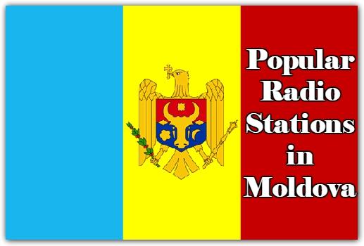 Popular online Radio Stations in Moldova