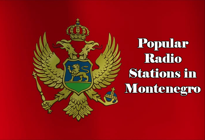 Popular online Radio Stations in Montenegro