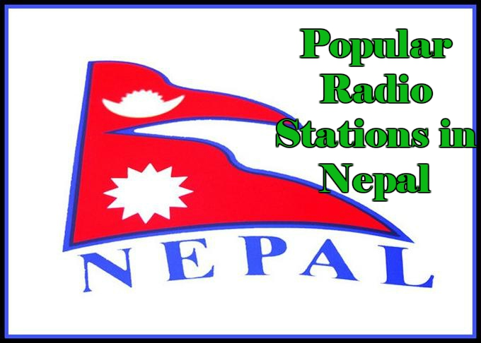 Popular Radio Stations in Nepal online