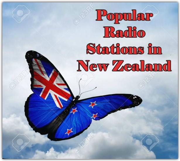 Popular online Radio Stations in New Zealand