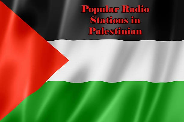 Popular online Radio Stations in Palestinian