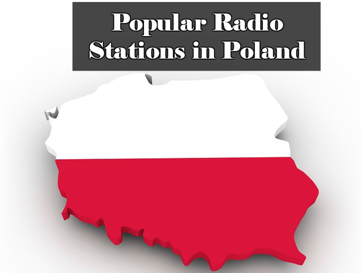 Popular online Radio Stations in Poland