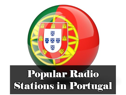 Popular live online Radio Stations in Portugal
