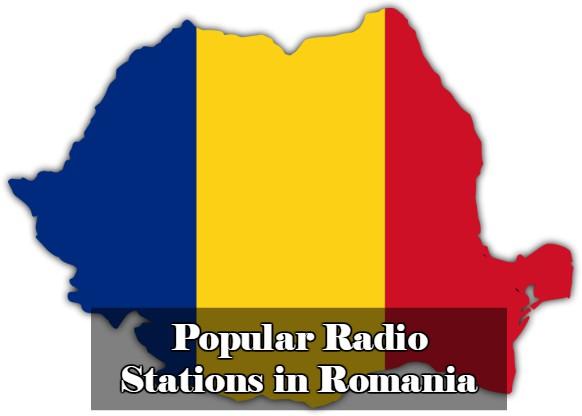 Popular Online Radio Stations in Romania