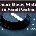 Popular live online Radio Stations in SaudiArabia
