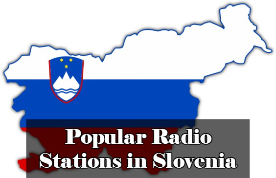 Popular online Radio Stations in Slovenia