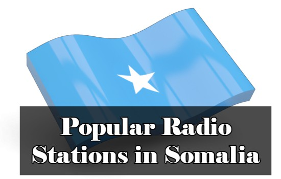Popular online Radio Stations in Somalia