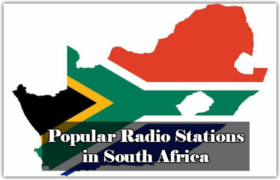 Popular Radio Stations in South Africa