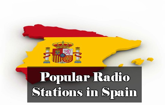 Popular live online Radio Stations in Spain