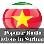 Popular online Radio Stations in Suriname