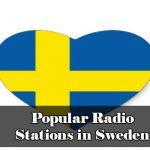 Popular Radio Stations in Sweden online