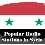 Popular online Radio Stationsa in Syria