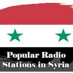 Popular online Radio Stationsa in Syria