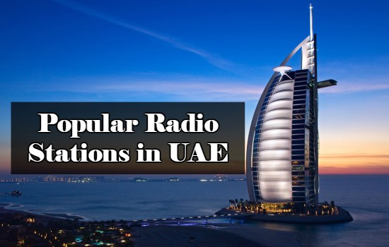 Popular online Radio Stations in UAE