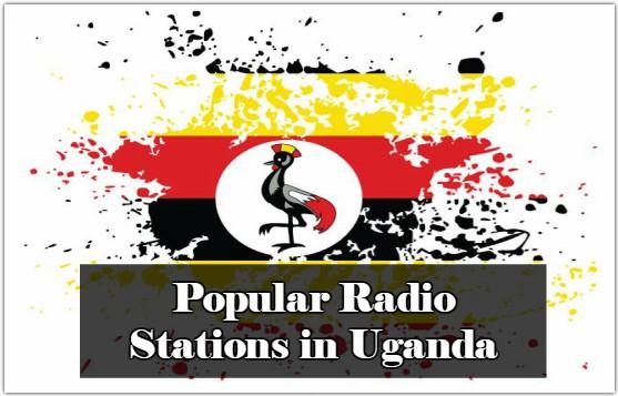 Popular Radio Stations in Uganda online