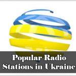 Popular Radio Stations in Ukraine