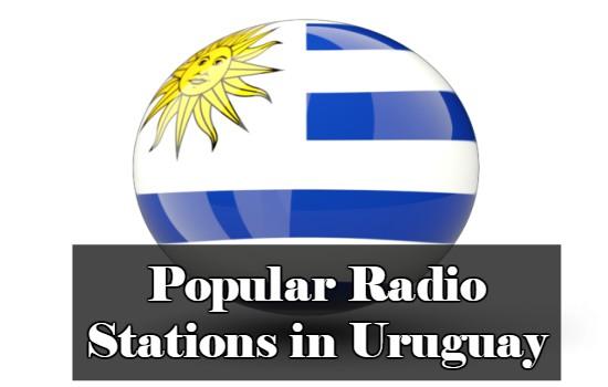 Popular Radio Stations in Uruguay online