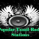 Popular Tamil online Radio Stations