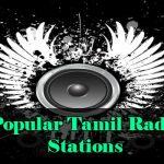 Popular Tamil online Radio Stations