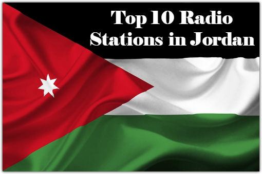 Top 10 online Radio Stations in Jordan