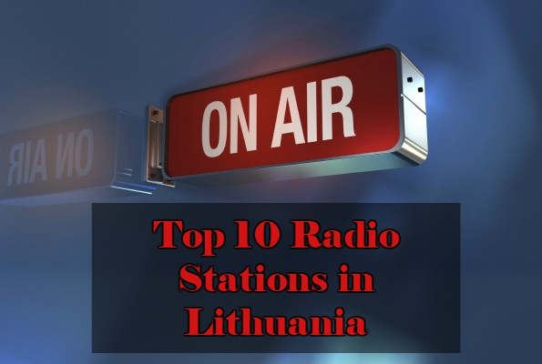 Top 10 online Radio Stations in Lithuania