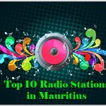 Top 10 Radio Stations in Mauritius online