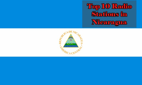 Top 10 live online Radio Stations in Nicaragua