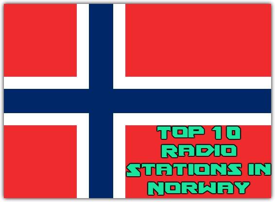 Top 10 online Radio Stations in Norway