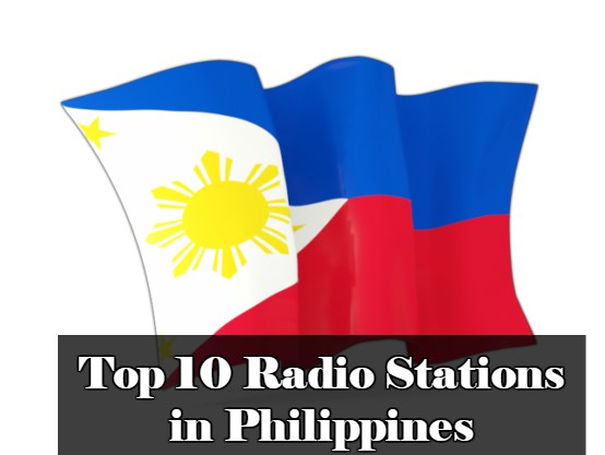 Top 10 online Radio Stations in Philippines