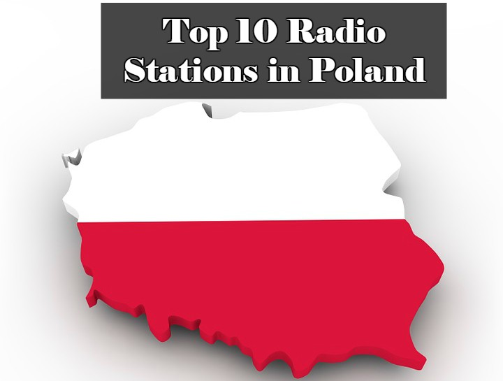 Top 10 online Radio Stations in Poland