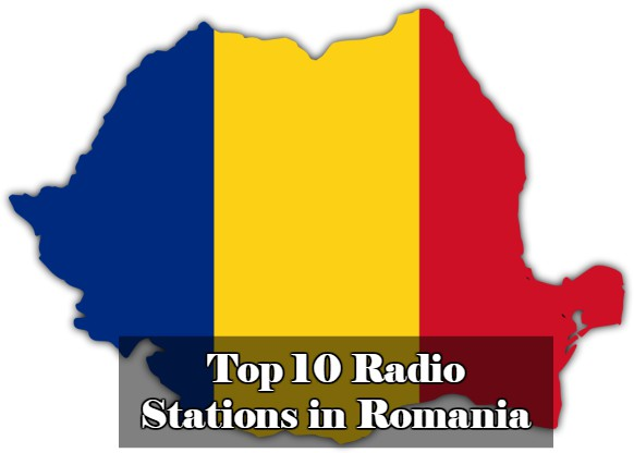 Top 10 online Radio Stations in Romania
