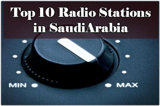 Top 10 online Radio Stations in SaudiArabia