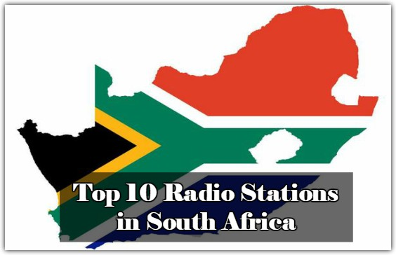 Top 10 online Radio Stations in South Africa